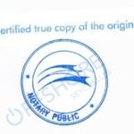 Notariell beglaubigte Dokumente durch einen Notar auf den Seychellen