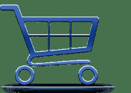 Onlinebutik för ett offshore-företag i Seychellerna