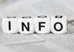 Information, forskning, dokument och intyg