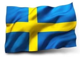 Sveriges flagga / Flagga
